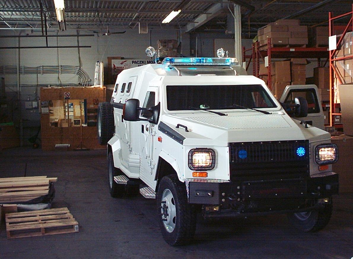 Military Ground Vehicles