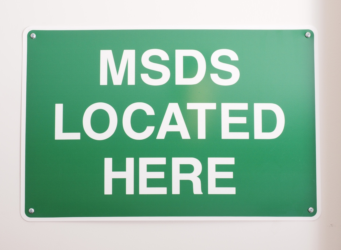 MSDS Information | Firetrace Fire Suppression Systems
