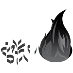 Metal Chips and Fire -CNC- Icon